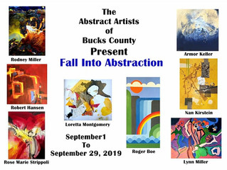 Fall into Abstraction:  AABC at A Space
