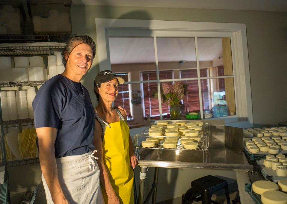 Nancy Bergman & Kyle Frey
