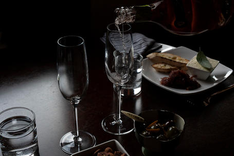Wine and fine dining at Remedy Wine Bar and Restaurant