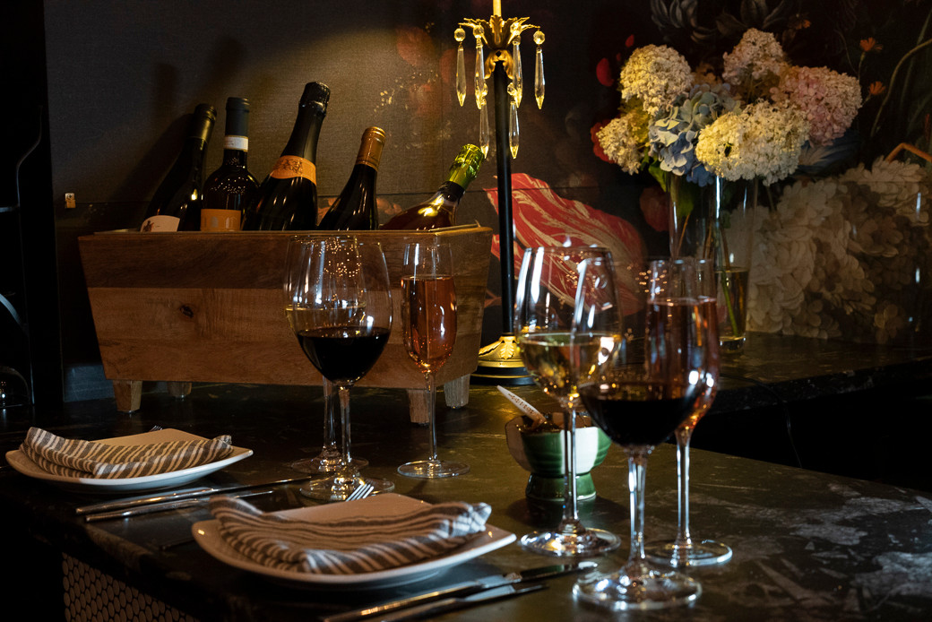 Wine selection and fine dining at Remedy Wine Bar