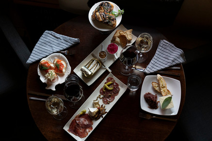 Tapas at Remedy Wine Bar in Vermont