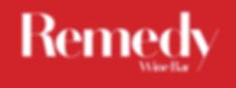 Remedy Wine Bar Logo