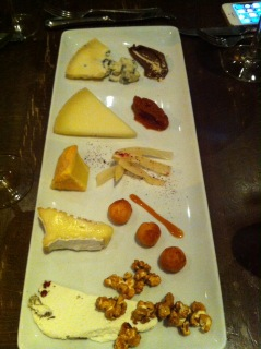 Cheese Plate Selections
