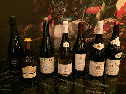 Savoie, Jura and Bugey wines being offered at Remedy Wine Bar this month.