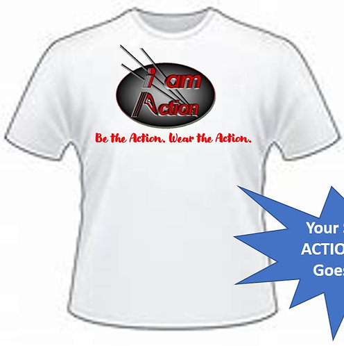 Scribble Action T-shirts