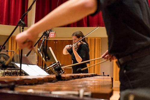Four Nocturnes (Violin and Marimba)