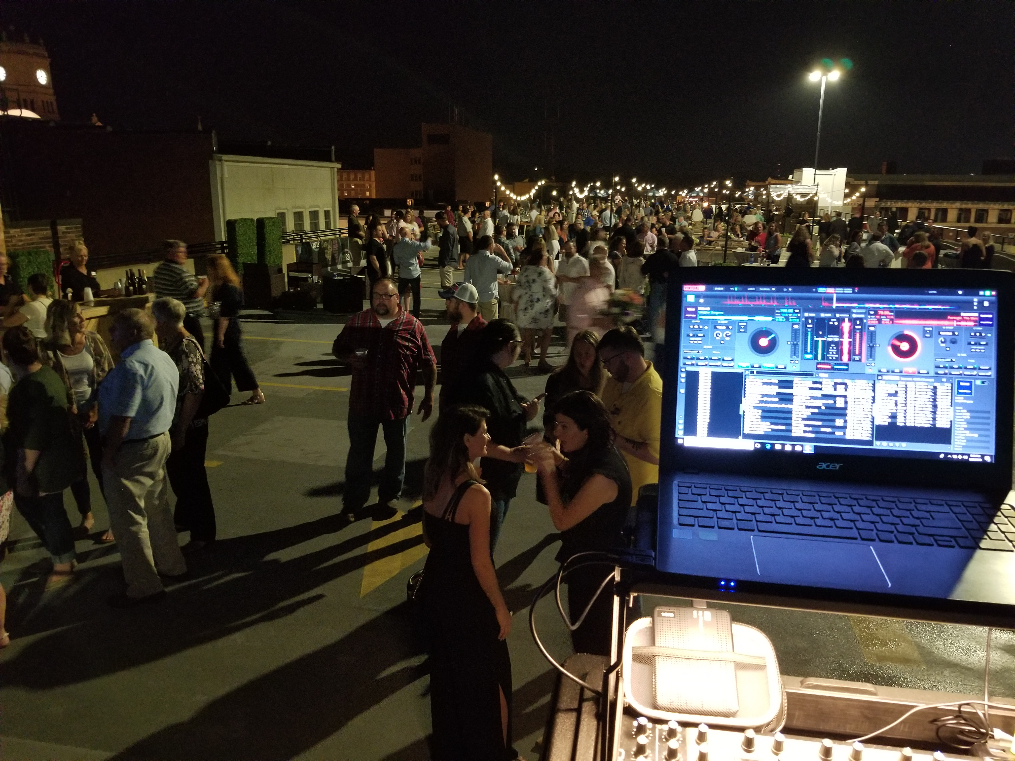 Parking-Lot-Party-Setup