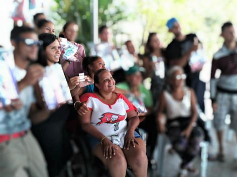 Mulheres venezuelanas que inspiram: Gabriela Peña, exemplo admirável de resiliência e superação