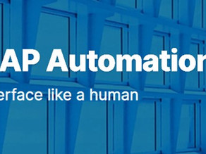 Have SAP? UI Automation made faster and easier with RPA