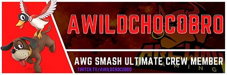 aWildChocobro Smash Crew Banner.png