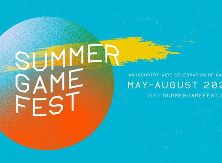 Summer of Gaming Schedule for June 2020