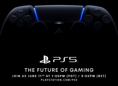 PS5: The Future of Gaming Event Minimalist Recap