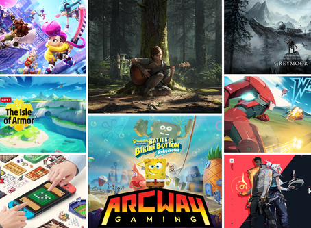 Games Coming Out - June 2020