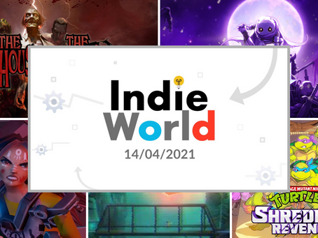 All the Games From Nintendo's Indie World - 4/14/2021