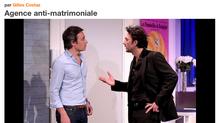 Web Théâtre- Gilles Costaz