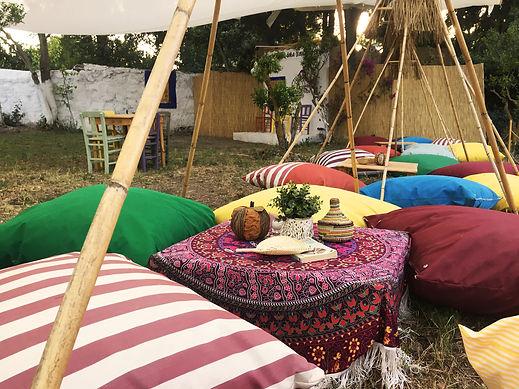 wanderheaven camping, kamp, bodrum, çadır, bungalow, konaklama, gümüşlük, tatil