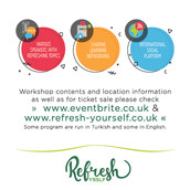 Refresh Yourself / Eventbrite