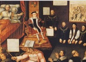 'King Edward VI and the Pope' - an Allegory of Reformation