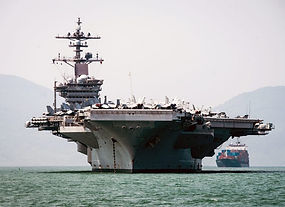The USS Carl Vinson