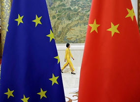 EU-China High-level Economic Dialogue at Diaoyutai State Guesthouse in Beijing, on June 25, 2018