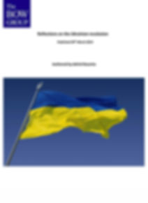Reflections on the revolution in Ukraine, Maidan