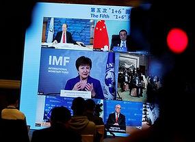 Kristalina Georgieva, International Monetary Fund (IMF)