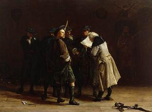 'Jacobites,' by John Pettie