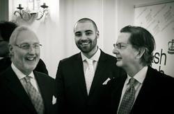 Adriel Kasonta with Michael Clay