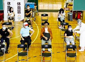 Taiwan vaccinations