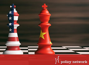 The Grand Chessboard: US-China relations