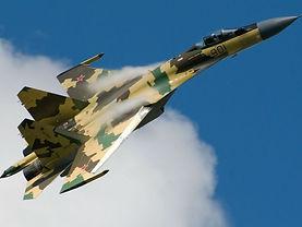 Su-35S (Su-27SM2), Russia