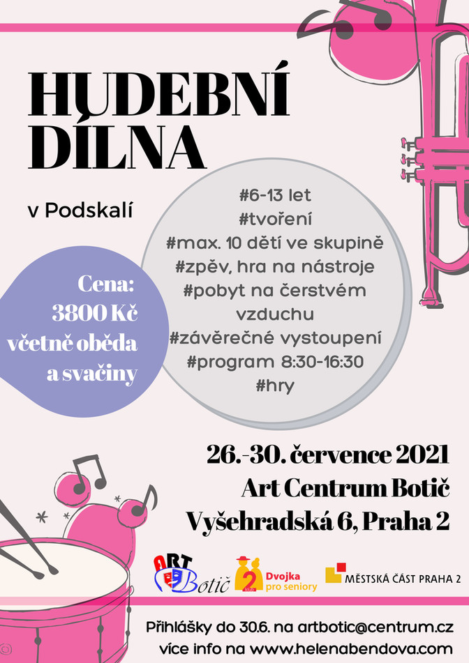 Hudební dílna v Podskalí