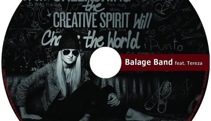 "Koncert a křest debutového alba "" Balage Band feat. Tereza """