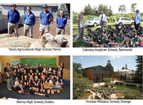 Boarding School NSW