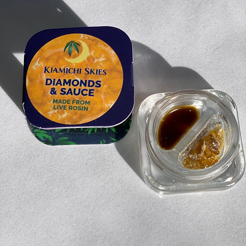 Diamonds and Sauce