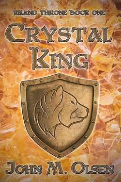 Crystal King Cover
