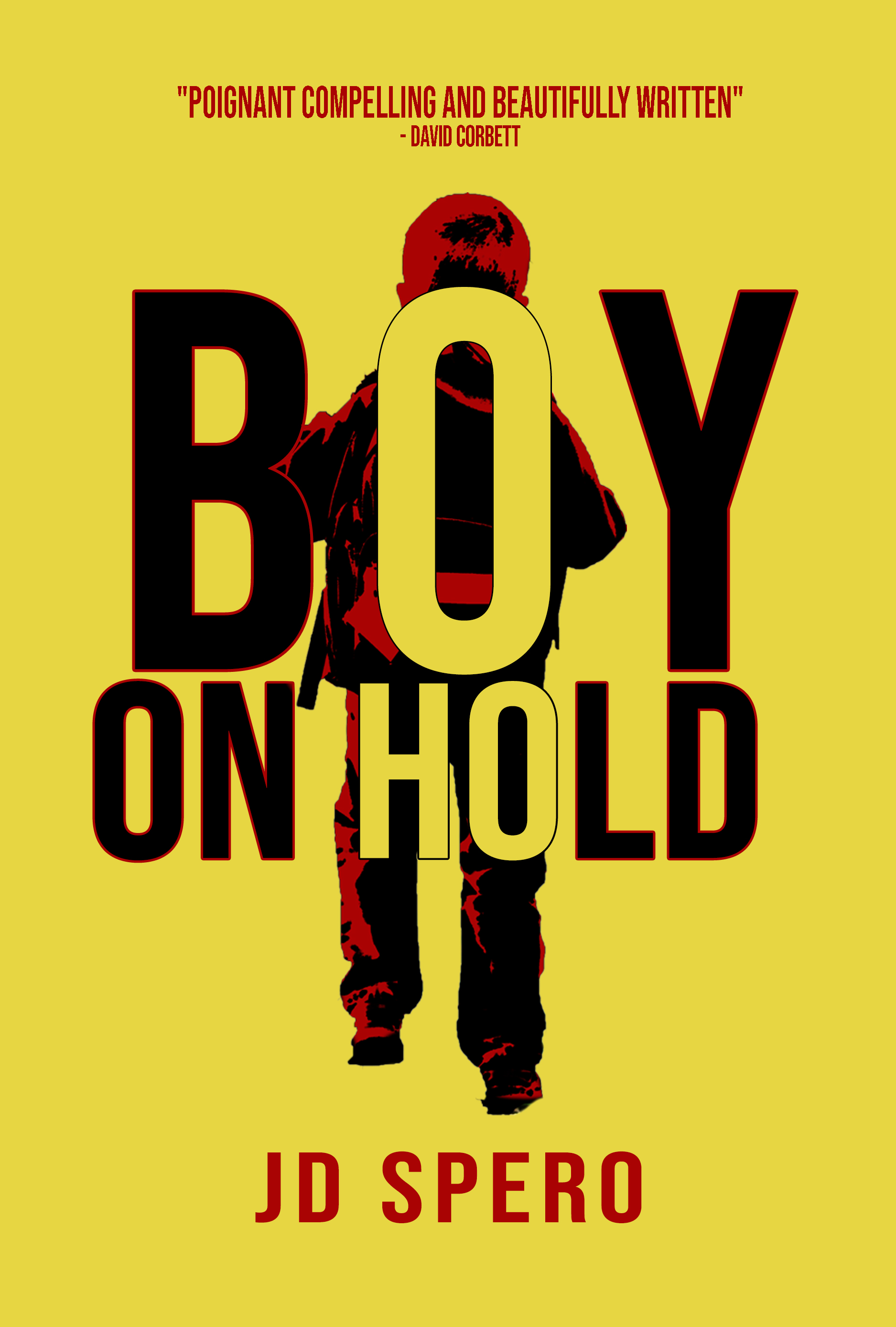 Boy On Holdcover