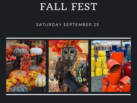 Piedmont Feed Fall Fest
