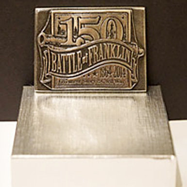 Battle of Franklin 150th Anniversary Paper Weight