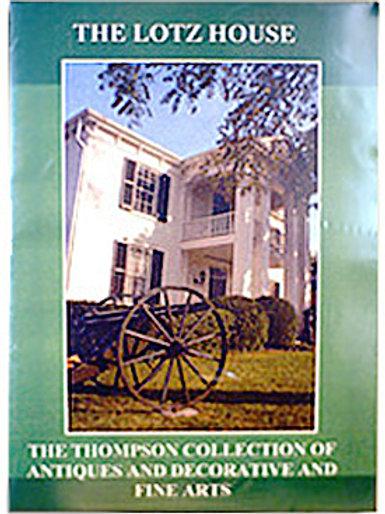 Lotz House Antique Collection DVD