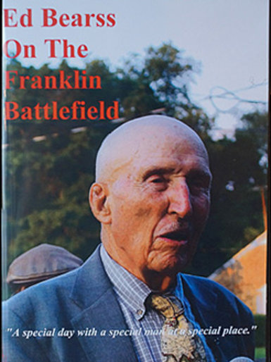 The Ed Bearss On The Franklin Battlefield - DVD