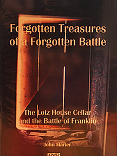 Forgotten Treasures of a Forgotten Battle - DVD
