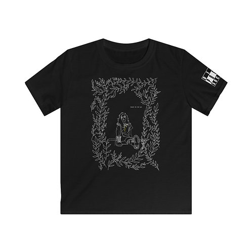 "Dead Poets Society Kids Softstyle Tee ""seeing.clear"""
