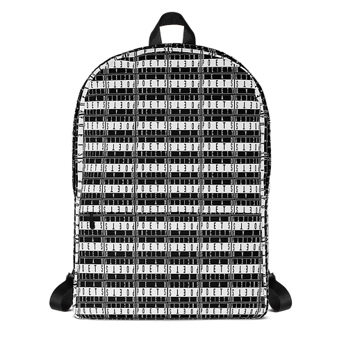"DPS Travel Backpack ""in.a.loop."""