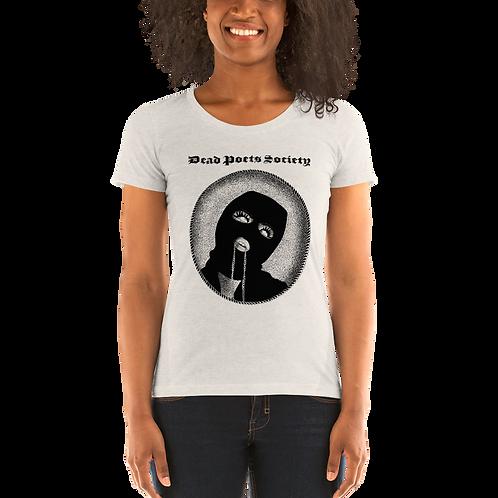 "Dead Poets Society Ladies' Short Sleeve T-shirt ""skii"""