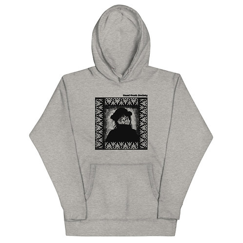 """Dead Poets Society Hoodie """"cry.now.not.4ever"""""""