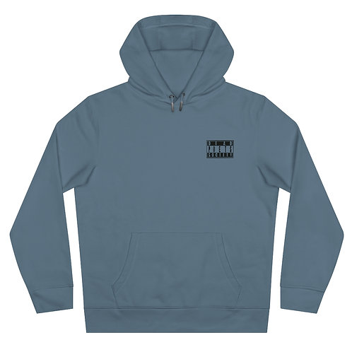 "Dead Poets Society King Hooded Sweatshirt ""falling.up"""