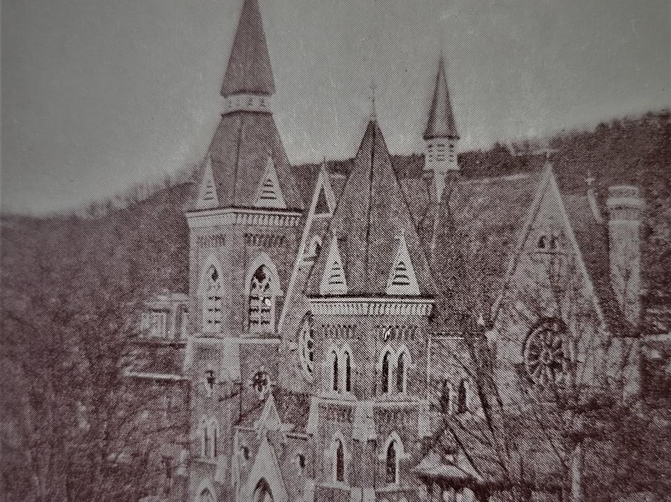 First United Methodist Church 1885 - 192