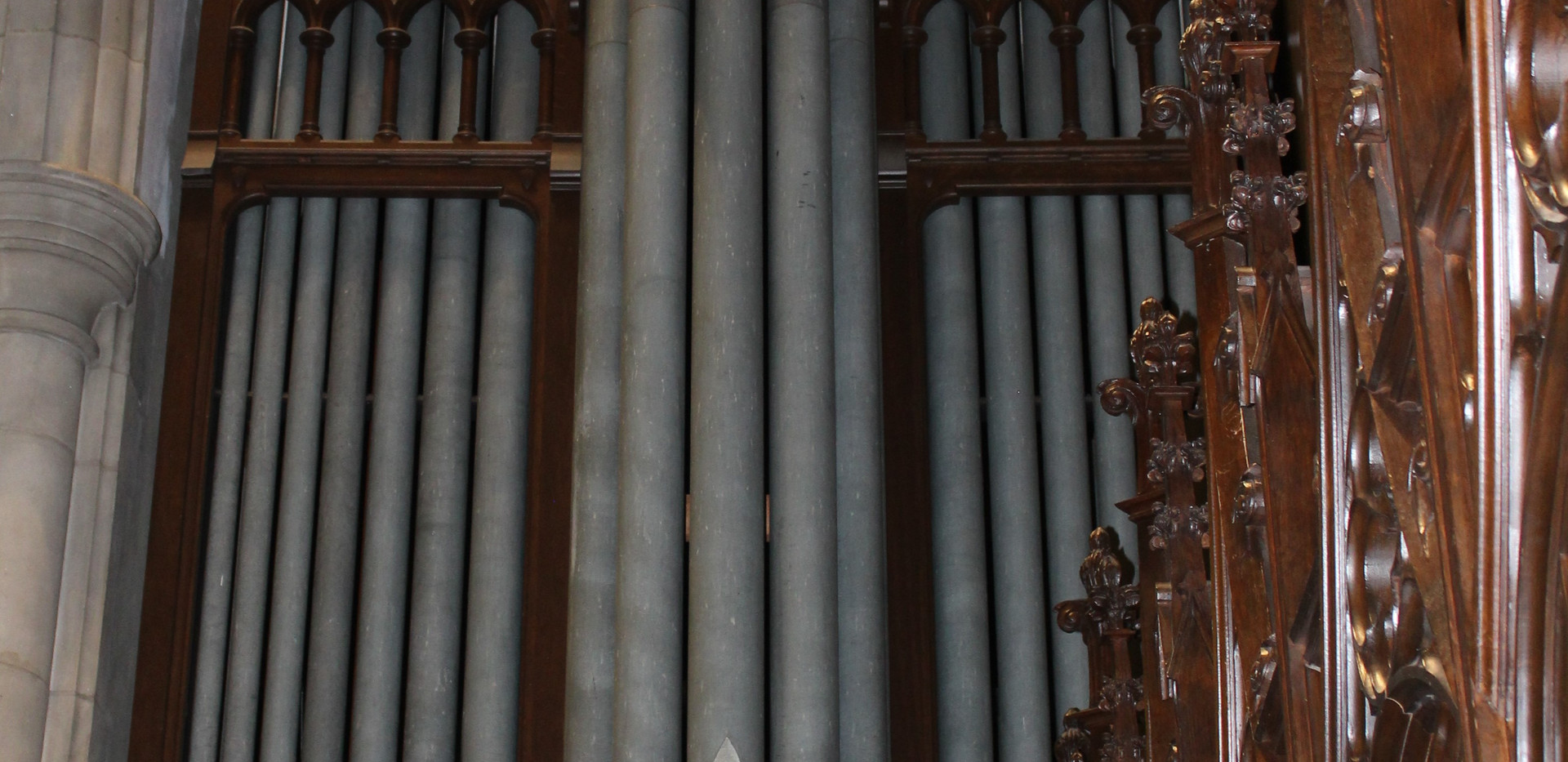 Pipe for the Organ
