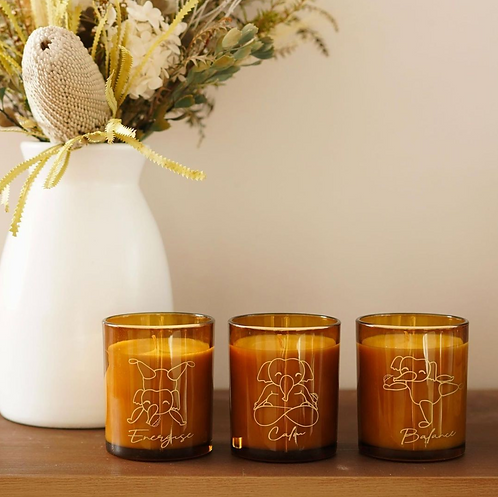 Stay-at-Home Candles